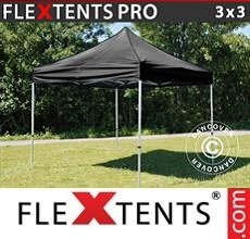 Pop up canopy PRO 3x3 m Black