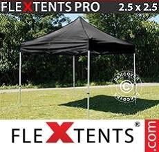 Pop up canopy PRO 2.5x2.5 m Black