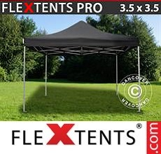 Pop up canopy PRO 3.5x3.5m Black