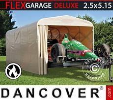 Portable Garage  (Car), 2.5x5.15x2.15 m, Beige