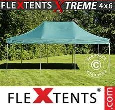 Racing tent Xtreme 4x6 m Green
