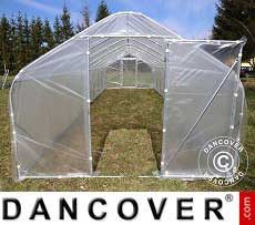 Polytunnel Greenhouse 3x6.25x2.15 m