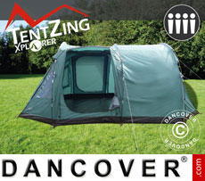Camping tents, TentZing™ Xplorer family, 4 persons