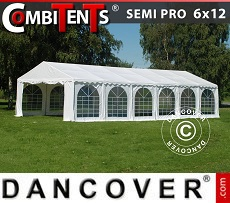 Marquee, SEMI PRO Plus CombiTents™ 6x12m 4-in-1