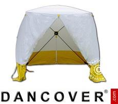 Work tent, PRO 2.5x2.5x2.0 m