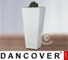Planter Naïf 36x81 cm, White