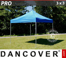 Pop up gazebo FleXtents PRO 3x3 m Blue