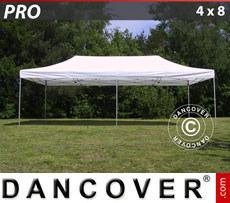 Pop up gazebo FleXtents PRO 4x8 m White