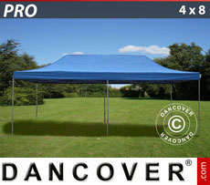 Pop up gazebo FleXtents PRO 4x8 m Blue