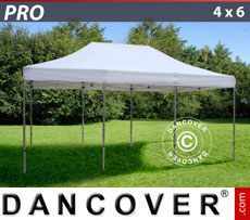 Pop up gazebo FleXtents PRO 4x6 m White