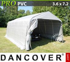 Portable Garage PRO 3.6x7.2x2.7 PVC
