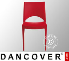 Chair, Paris, Red, 6 pcs.