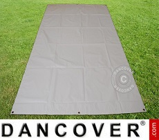 Ground cover 3.7x8.6 m PVC Grey