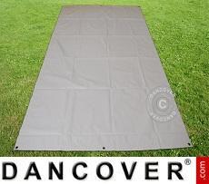 Ground Cover, 4.5x6.5 m PVC, grey
