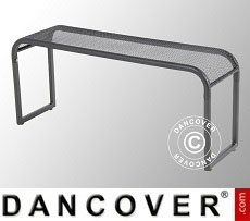 Bench, Benco, 30x102x44cm, Iron Grey
