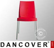 Chair, Boulevard, Red, 6 pcs.