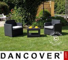 Garden furniture set Giglio, Antracite
