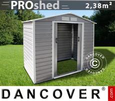 Garden shed 2.13x1.27x1.90 m ProShed, Grey/Brown