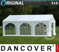 Marquee Original 3x6 m PVC, White