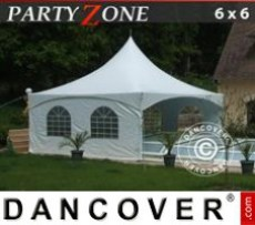 Marquee PartyZone 6x6 m PVC