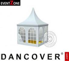 Marquee Pagoda PRO + 4x4 m EventZone