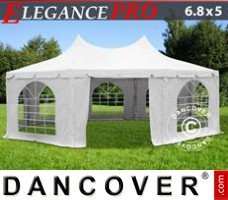 Marquee Pagoda PRO 6.8x5 m, PVC