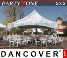 Marquee Pagoda PartyZone 5x5 m PVC