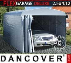 Car Cover Folding tunnel garage (Car), 2.5x5.15x2.15 m, Grey