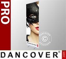 Logo Print Branding Roller banner PRO 80x200 cm, single sided