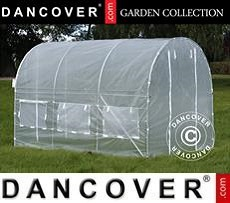 Polytunnel Greenhouse 2x3x2 m