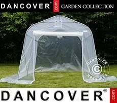 Polytunnel greenhouse, 3,3x6x2,4m, PE, Transparent