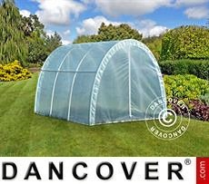 Polytunnel Greenhouse 2,2x3x1,9 m, Transparent