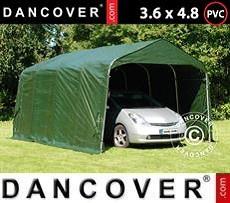 Portable Garage Portable Garage PRO 3.6x4.8x2.7 m, PVC, Green