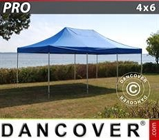 Racing tents Pop up gazebo FleXtents PRO 4x6 m Blue