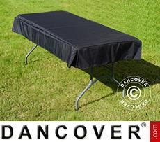 Tablecloth 183x76x20 cm, Black