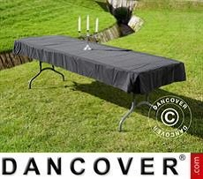 Tablecloth 244X76x20 cm, Black