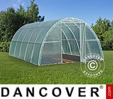 Polytunnel Greenhouse 3x6x1.9 m, 18 m², Transparent