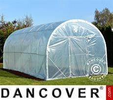 Polytunnel Greenhouse 3x6x2.4 m, 18 m², Transparent
