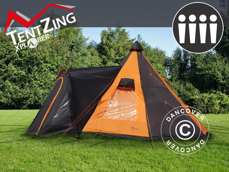 Campingzelte von Dancover – funktional und günstig