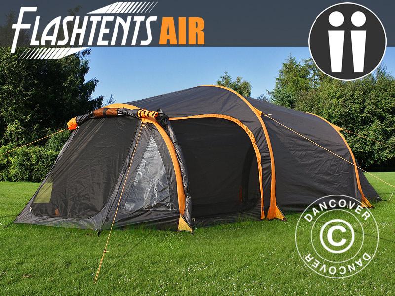 Aufblasbare Zelte von Dancover – Camping leicht gemacht