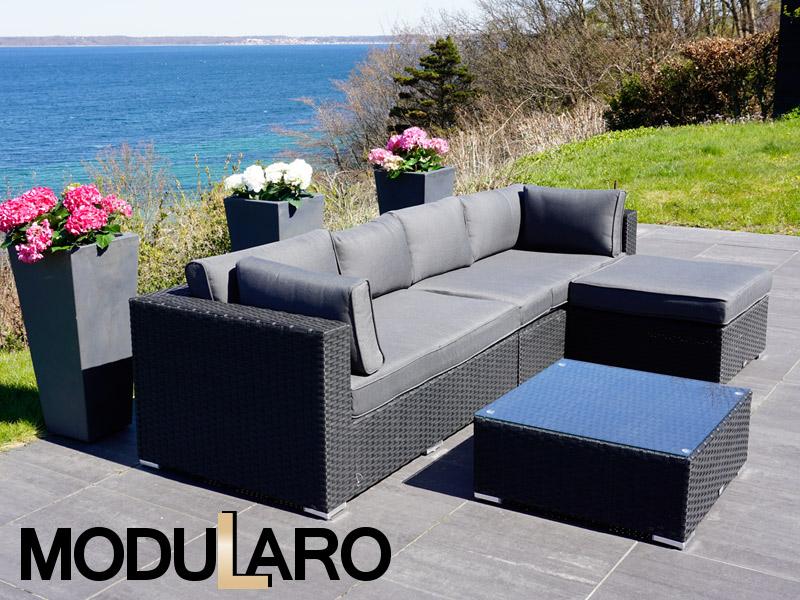 Gartenmöbel für das gute Leben auf der Terrasse
