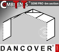 2m Erweiterung für das CombiTents™ SEMI PRO (6m Serie)
