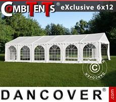 Partyzelt, Exclusive CombiTents™ 6x12m 4-in-1