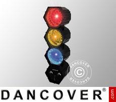 Disco-Lichter - Disco-Lichtorgel, 3 Lichtmodule