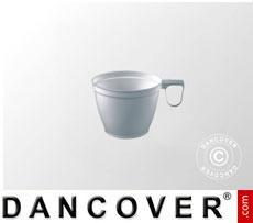 Kaffeebecher 0,18L, 180 St. Weiß