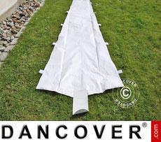 Dachrinne 5m PVC für Pagodenzelte