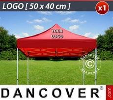 1 Stk. FleXtents Dach-Print 50x40cm