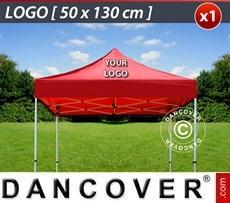 1 Stk. FleXtents Dach-Print 50x130cm