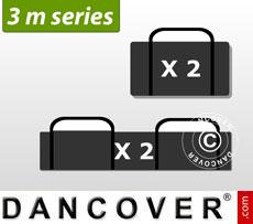 Tragetaschenpaket, Partyzelt 3m-Serie