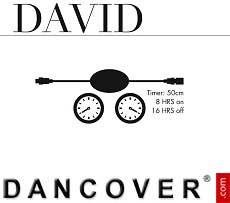 Timer für die DAVID-Serie